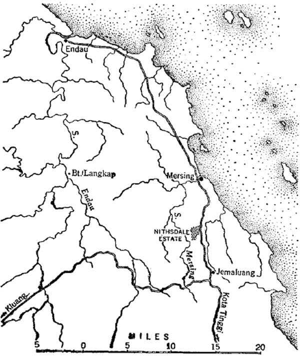 Australia Army 4 Japanese Thrust Chapter 13 To Singapore Island