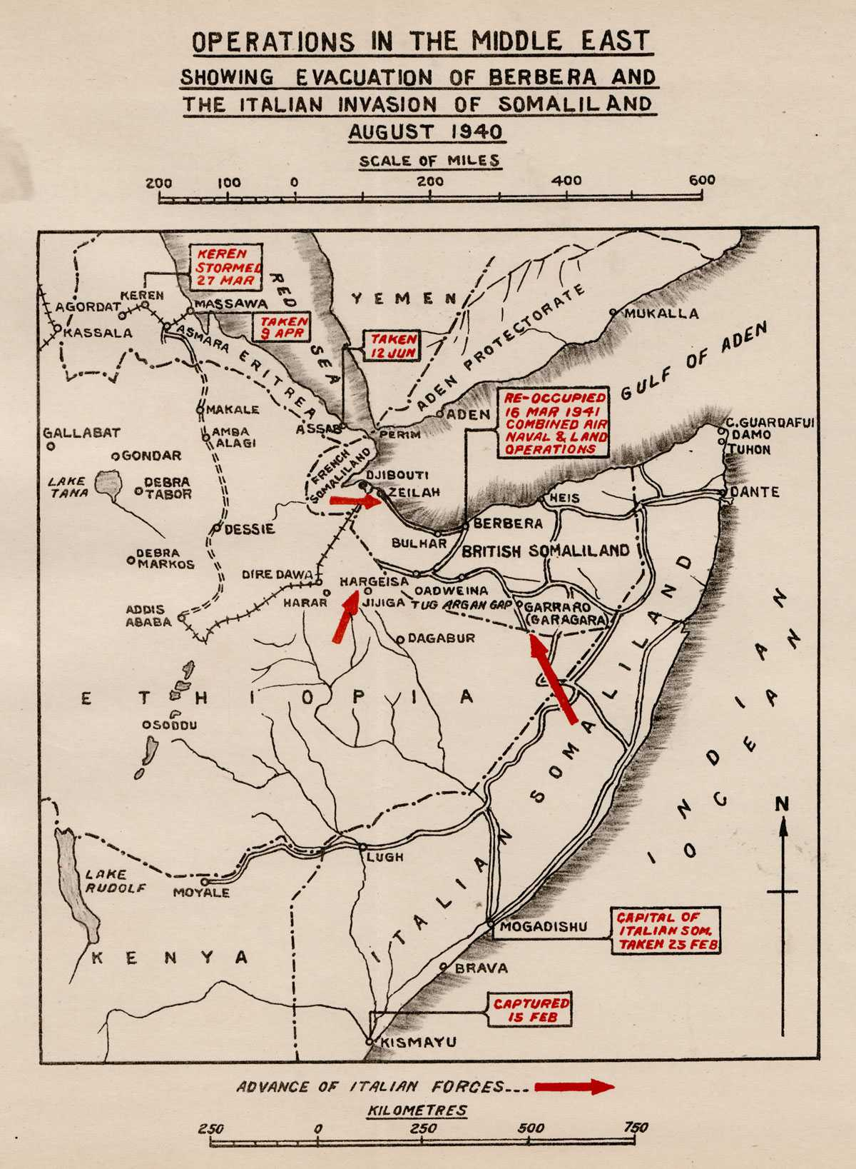 Royal Indian Navy 19391945 Chapter 4 Operations in the Red Sea